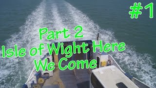 Ashman Goes On Holiday Again Episode 1 - Part 2 Isle Of Wight Here We Come