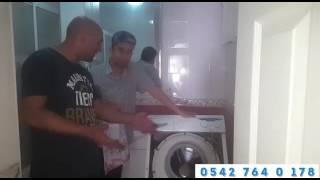 Beko 2518 Çamaşır Makinesi Neden Ses Yapar? Kapak Neden Açılmaz?
