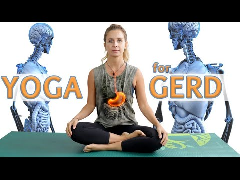 5 Yoga Poses For Gerd �� yoga for oesophagus acid reflux, heartburn ��