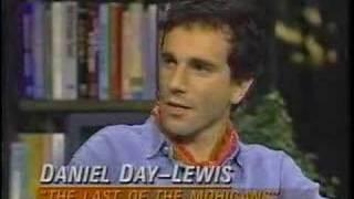 Daniel Day-Lewis Meets Bryant Gumbel, 1992
