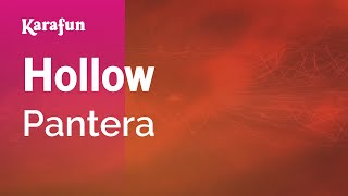 Karaoke Hollow - Pantera *