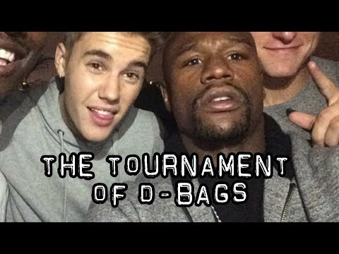 THE TOURNAMENT OF D-BAGS = DFF