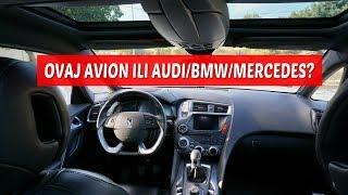 Test: Citroen DS5 - Hrabrost je kupiti ovaj auto pored Nemaca!