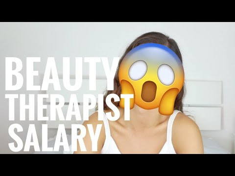 HOW MUCH I EARN AS A BEAUTY THERAPIST