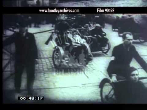 Warsaw Ghetto, and Jewish Deportations in World War Two.  Film 90498