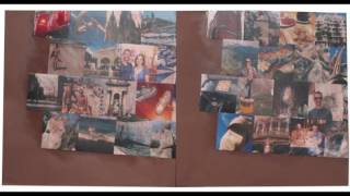 How to Mute Photos on a Scrapbook Layout