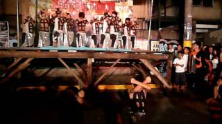 Video batang mandirigma 2nd placer kahit bumagsak ang stage...the show must go on! download MP3, 3GP, MP4, WEBM, AVI, FLV Juni 2018