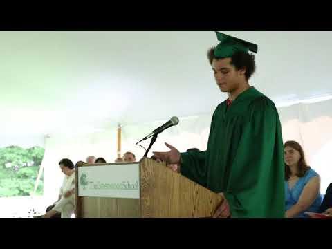 The Greenwood School - Adam's Senior Speech