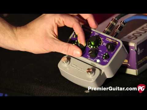Review Demo - Source Audio Manta Bass Envelope Filter