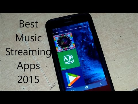 Best Music Streaming Apps For Windows 10 2015