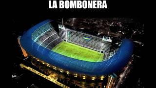 Ampliación estadio Boca Juniors MSGSSS