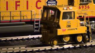 Broadway Limited HO Scale Trackmobile Review