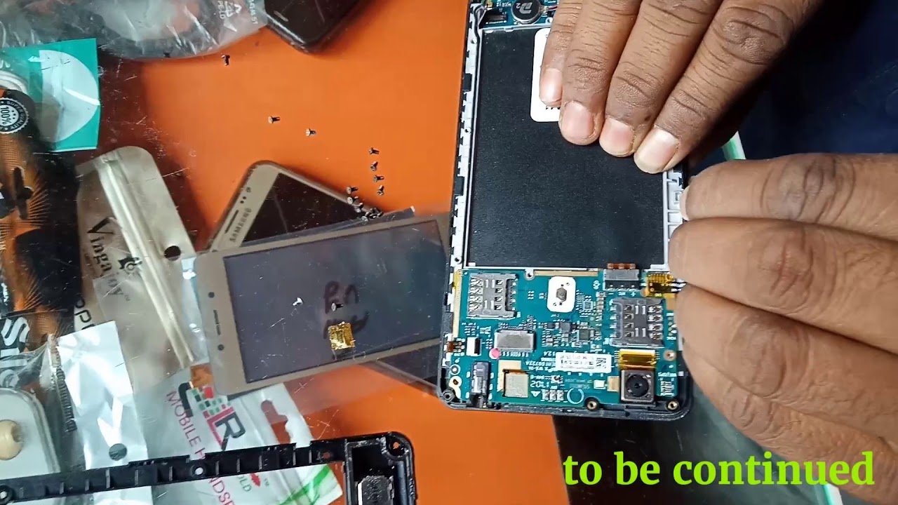 #part 2 || Itel a41 dissemble | touch with display replash solution || part  2