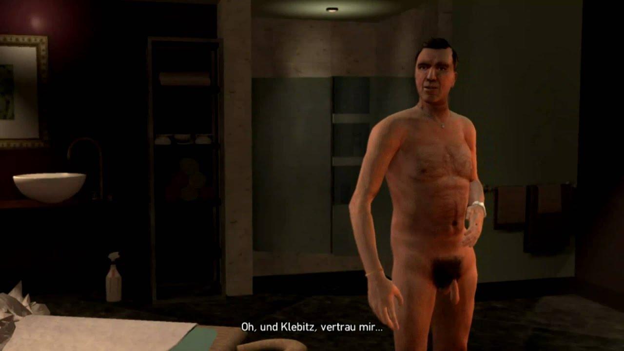 Grand Theft auto san andreas desnudo