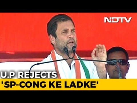 Sweet Success For BJP In Rahul Gandhi's Amethi, Missing Minister Loses