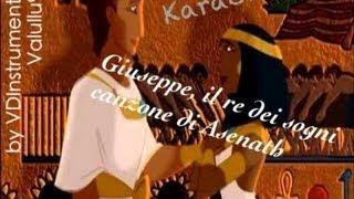 Joseph, King of Dreams - Bloom Reprise - Karaoke Instrumental [VDI]