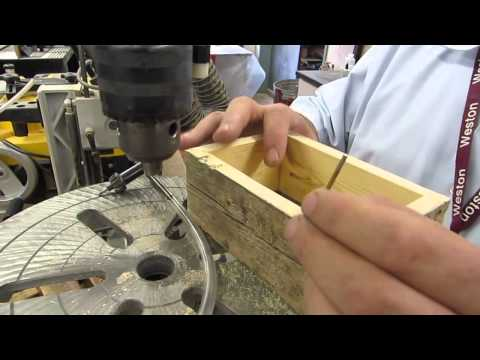 mortising-a-hinge-part-2--marking-and-drilling-the-pilot-holes