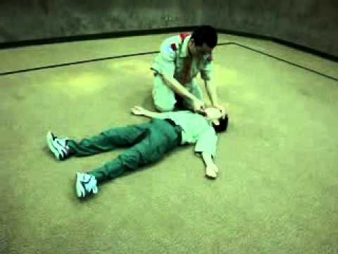 SOLAS How to  CPR lesson 1 ABC