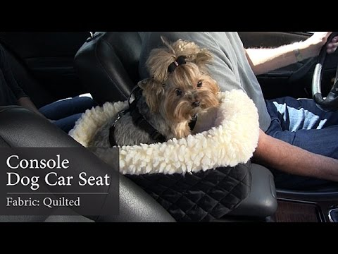 console snoozer dog car seats quilted