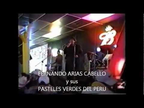 NO ME IMPORTA  (de: R.Fernando Arias Cabello)  Canta:  FERNANDO ARIAS CABELLO