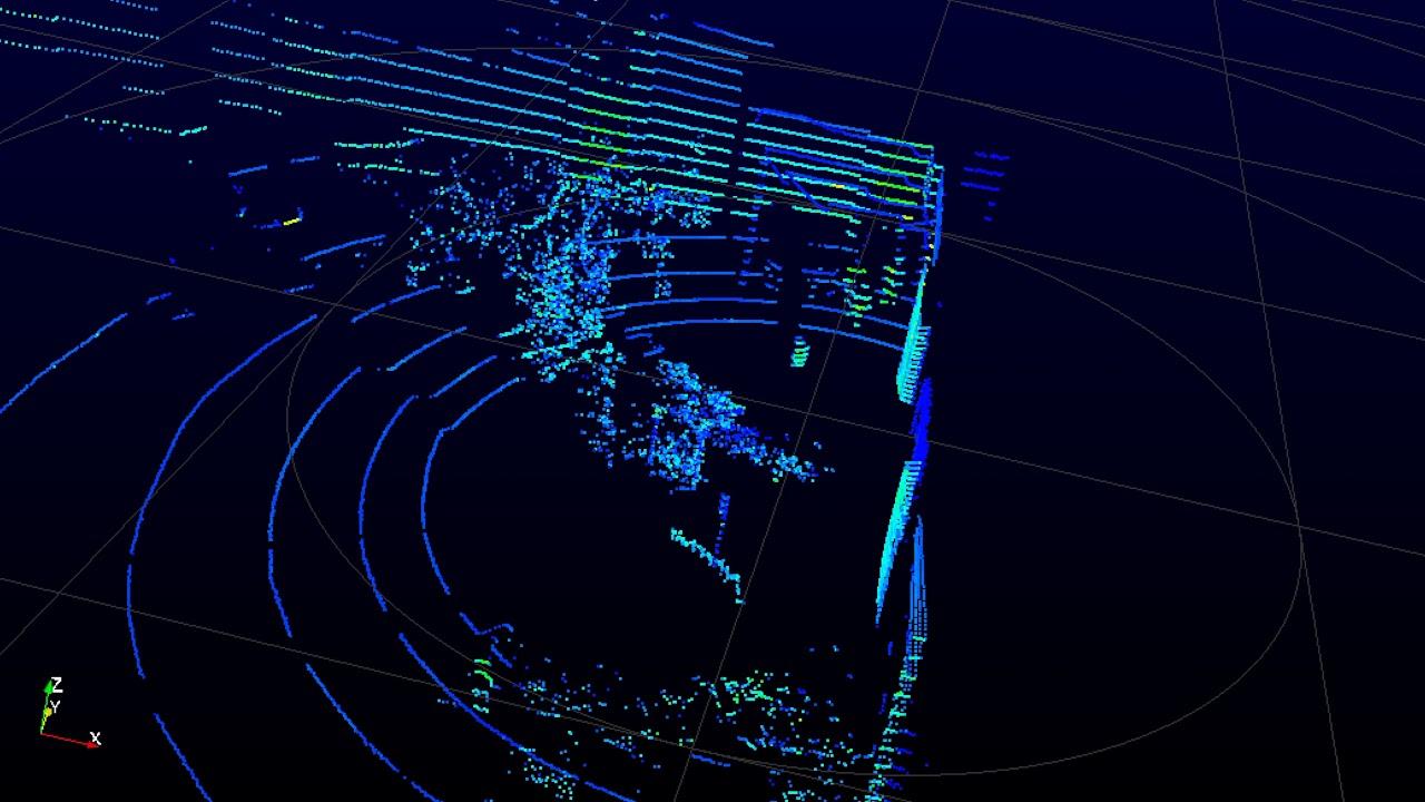 Velodyne VLP-16 | Highly resilient 3D LiDAR sensor with no