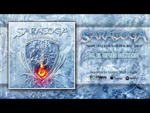 """SARATOGA """"El Ciprés Solitario"""" (Audiosingle)"""