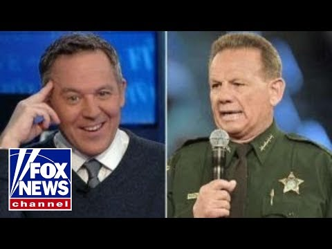 Gutfeld on Sheriff Israel's evasive excuses