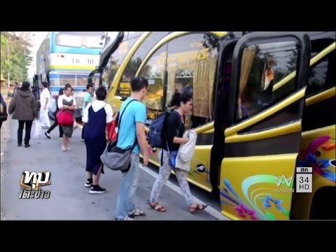 สุดสยอง! ไอ้เข้งับมือ หนุ่มเมืองภูเก็ตโชว์ล้วงคอ รอดหวุดหวิดแค่บาดเจ็บ - วันที่ 30 Dec 2016 Part 2/18