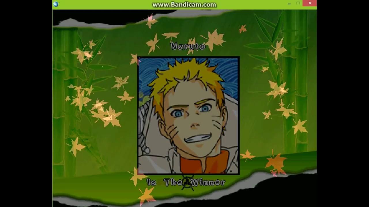 QYT Gaming   Naruto Mugen Storm 5 by One Ruto   Test Naruto chơi hay  