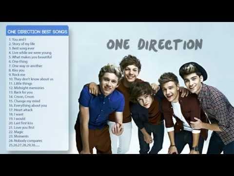 Những Bài Hát Hay Nhất Của One Direction