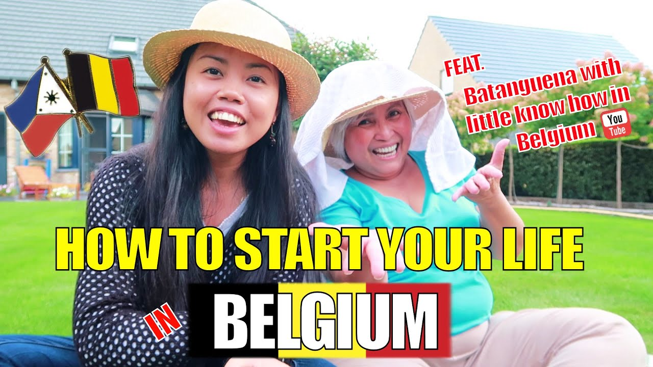 HOW TO FIND A JOB IN BELGIUM ?? - BelgoFilipinas Collaboration Part 2