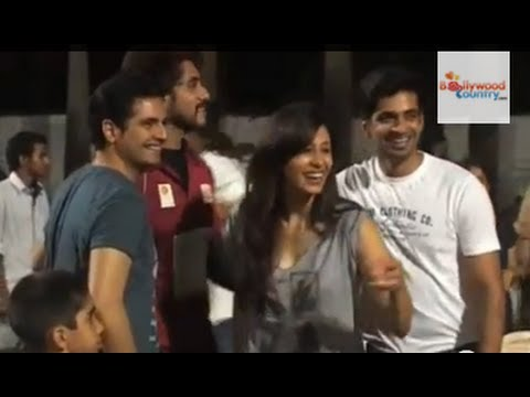 TV actor Anoop Soni praises MS Dhoni and his control on situations-Gold Charity Cricket Match Mumbai