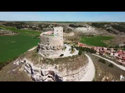 Castillo De Curiel De Duero Youtube