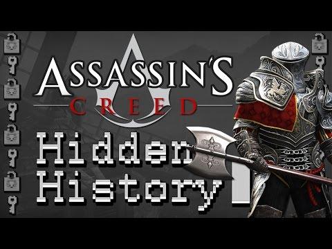 Assassin's Creed - The Hidden History of the Knights Templar