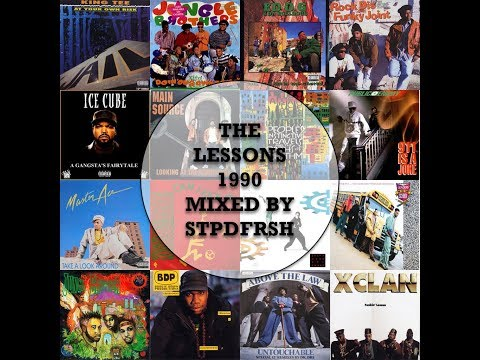 The Lessons : 1990 mixed by STPDFRSH