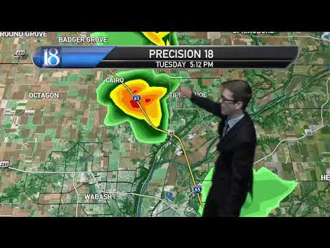 Precision 18 Forecast (5/26/20):  Some More Storms With Heat/humidity, Then Comfortable Weekend.