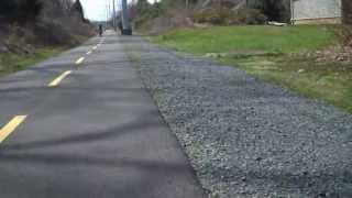 Washington and Old Dominion rail trail