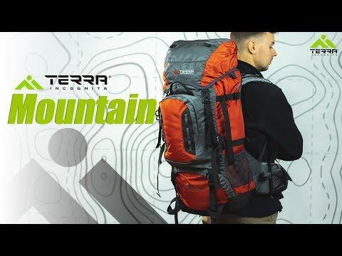 Рюкзак Terra Incognita Mountain