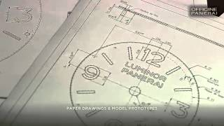 Officine Panerai: research and development of watches prototypes