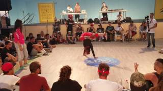 Who's the One? Preliminaries Bgirl Battle 2016 Nightmare- Kat