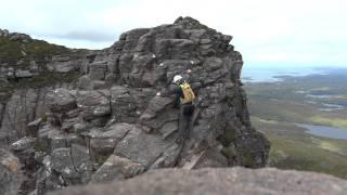 Stac Pollaidh, Assynt Crux Climb