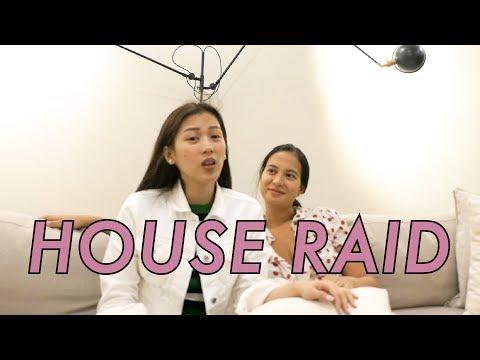 Sosyal Friend's House Raid by Alex Gonzaga