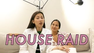 Sosyal Friend's House Raid by Alex Gonzaga