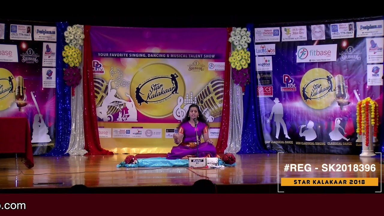 Registration NO - SK2018396 - Star Kalakaar 2018 Finals - Performance