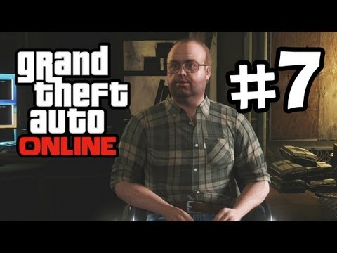 Grand Theft Auto Online Part 7 Gameplay Walkthrough - Lester (GTA 5 Online)
