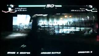 Tekken 6 - Heihachi Very Hard Arcade Mode Playthrough (single-round) thumbnail