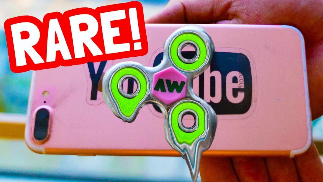 diy-melting-fidget-spinner-for-your-phone-extremely-rare