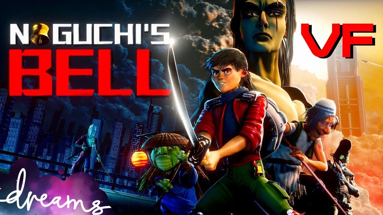 Noguchi's Bell – Une Série Réalisée avec Dreams !!! (VF Ganesh2 & Benzaie) #trailer