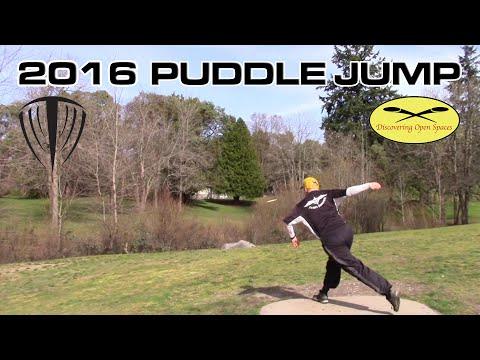 2016 Puddle Jump Final Round MPO  (Crabtree, Waugh, Anderson, Ruziska)