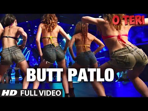Butt Patlo Full Video Song | O Teri | Pulkit Samrat, Bilal Amrohi, Sarah Jane Dias